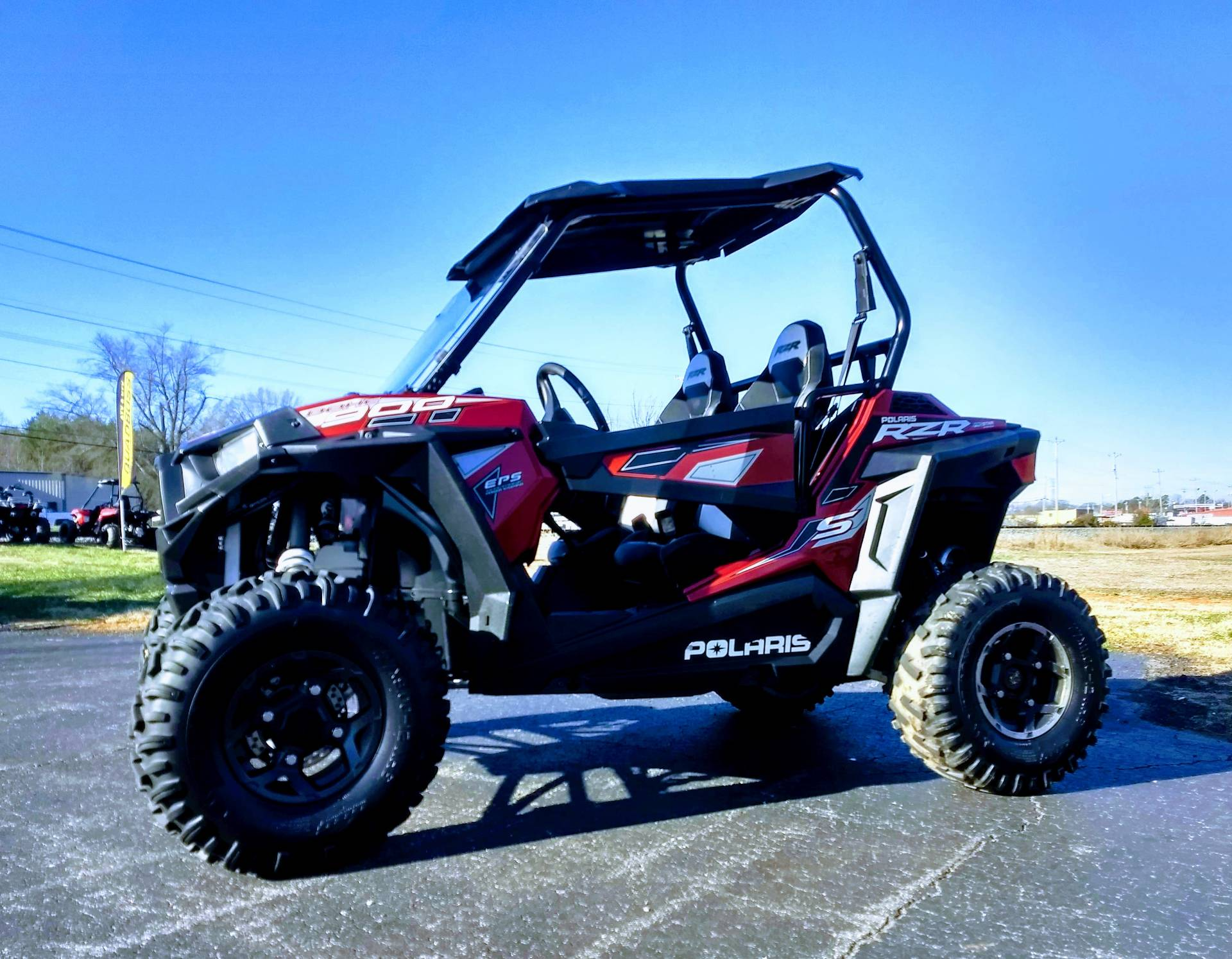 2016 Polaris RZR 900 EPS Trail in Statesville, North Carolina