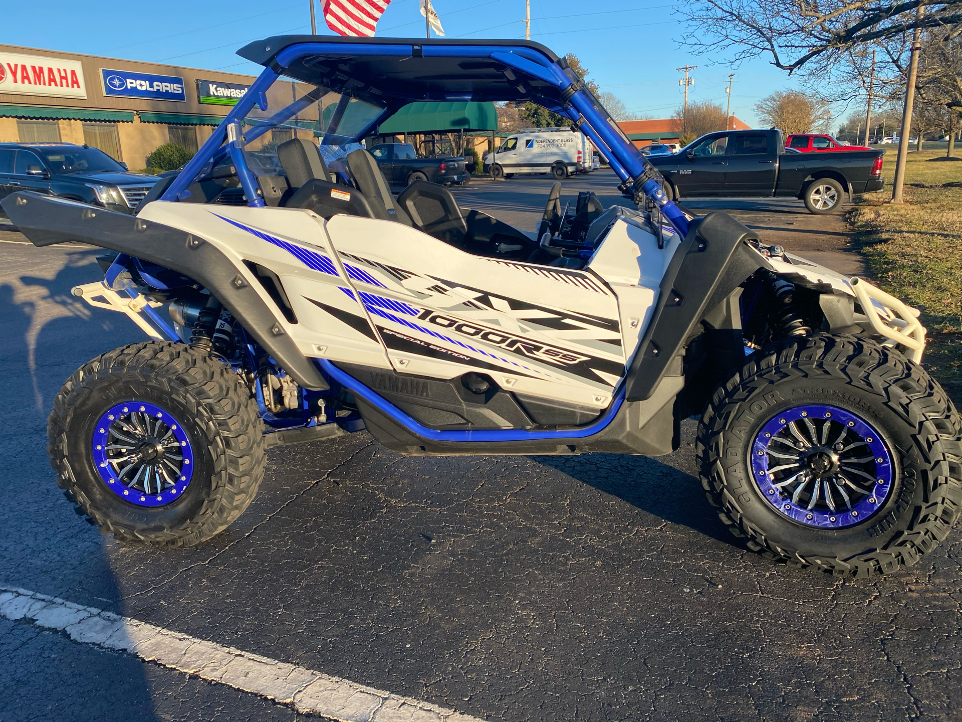 2019 Yamaha YXZ1000R SS SE in Statesville, North Carolina - Photo 1