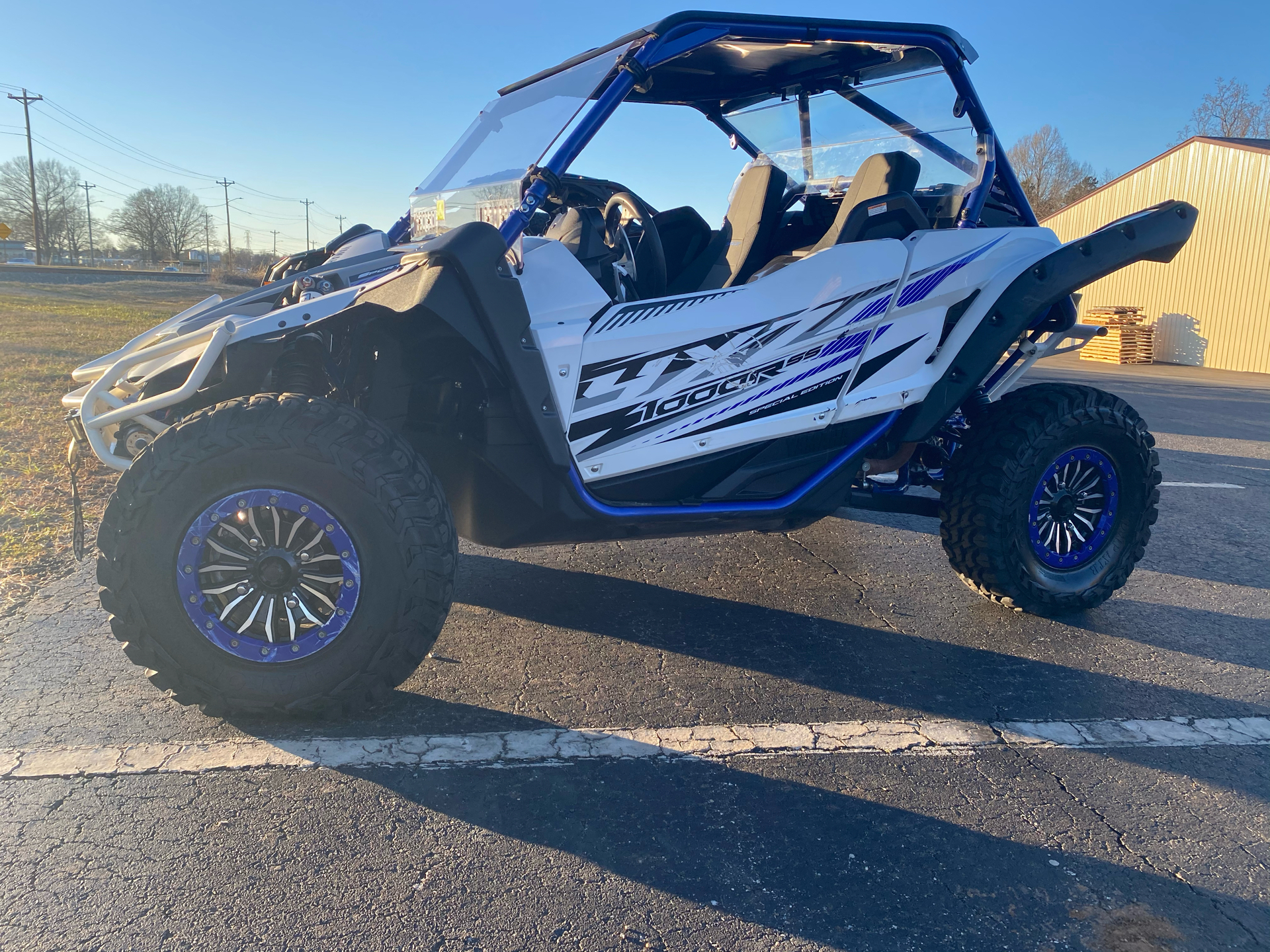 2019 Yamaha YXZ1000R SS SE in Statesville, North Carolina - Photo 4