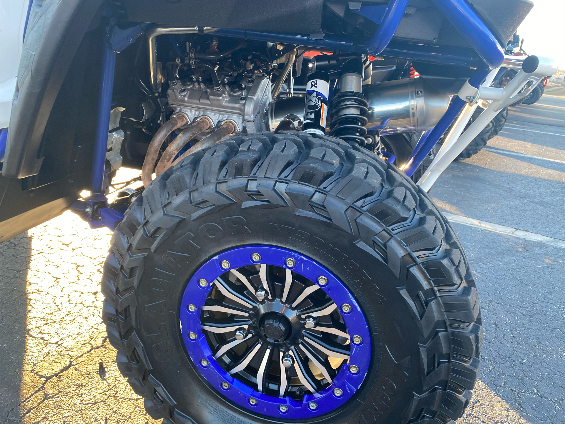 2019 Yamaha YXZ1000R SS SE in Statesville, North Carolina - Photo 8