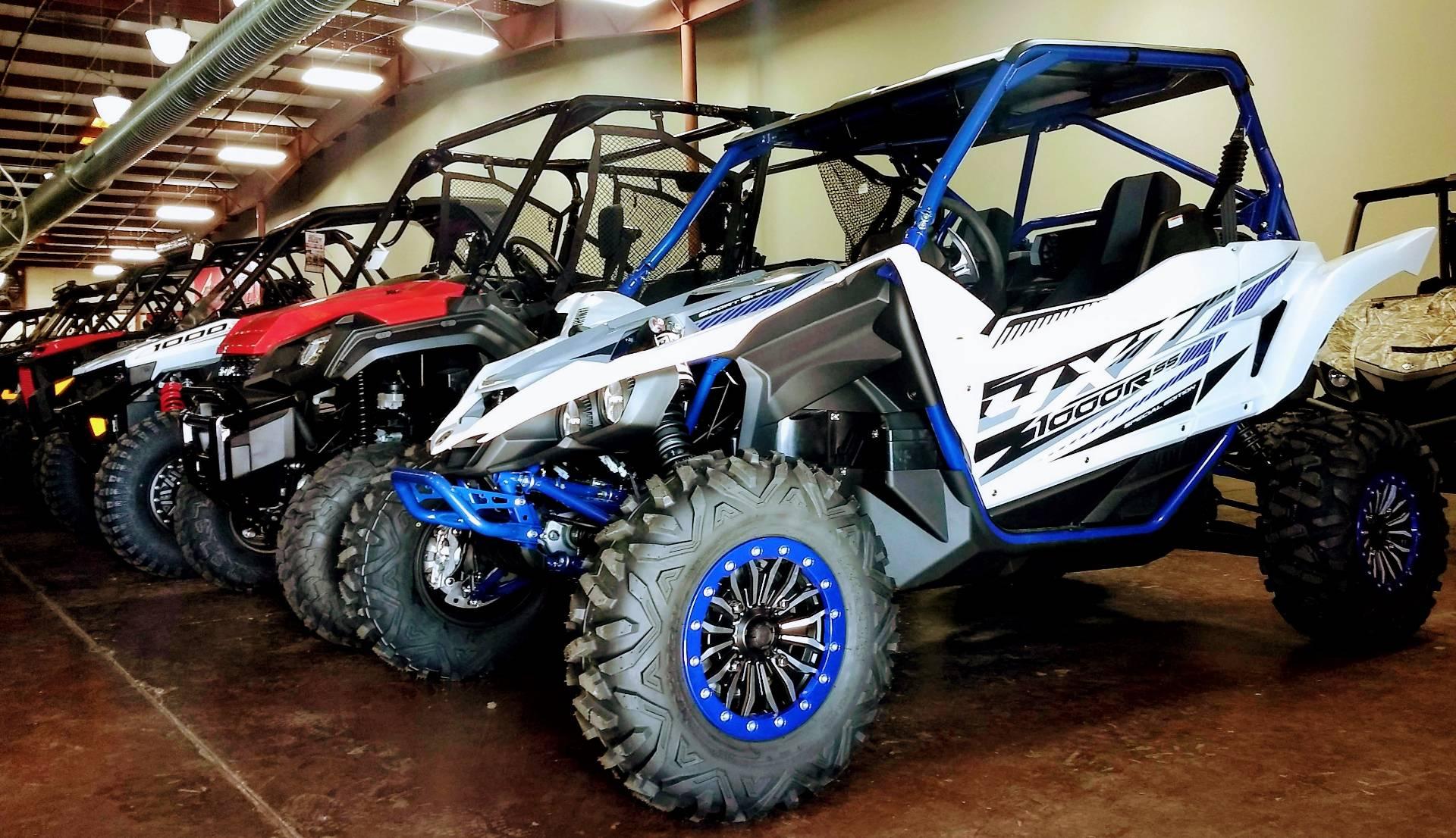 Yamaha Side By Side >> 2019 Yamaha Yxz1000r Ss Se In Statesville North Carolina