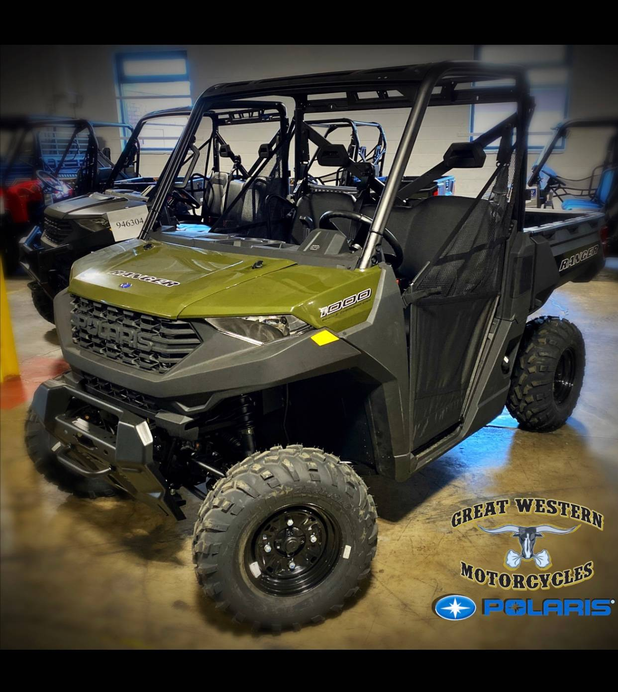 2020 Polaris Ranger 1000 EPS in Statesville, North Carolina - Photo 1