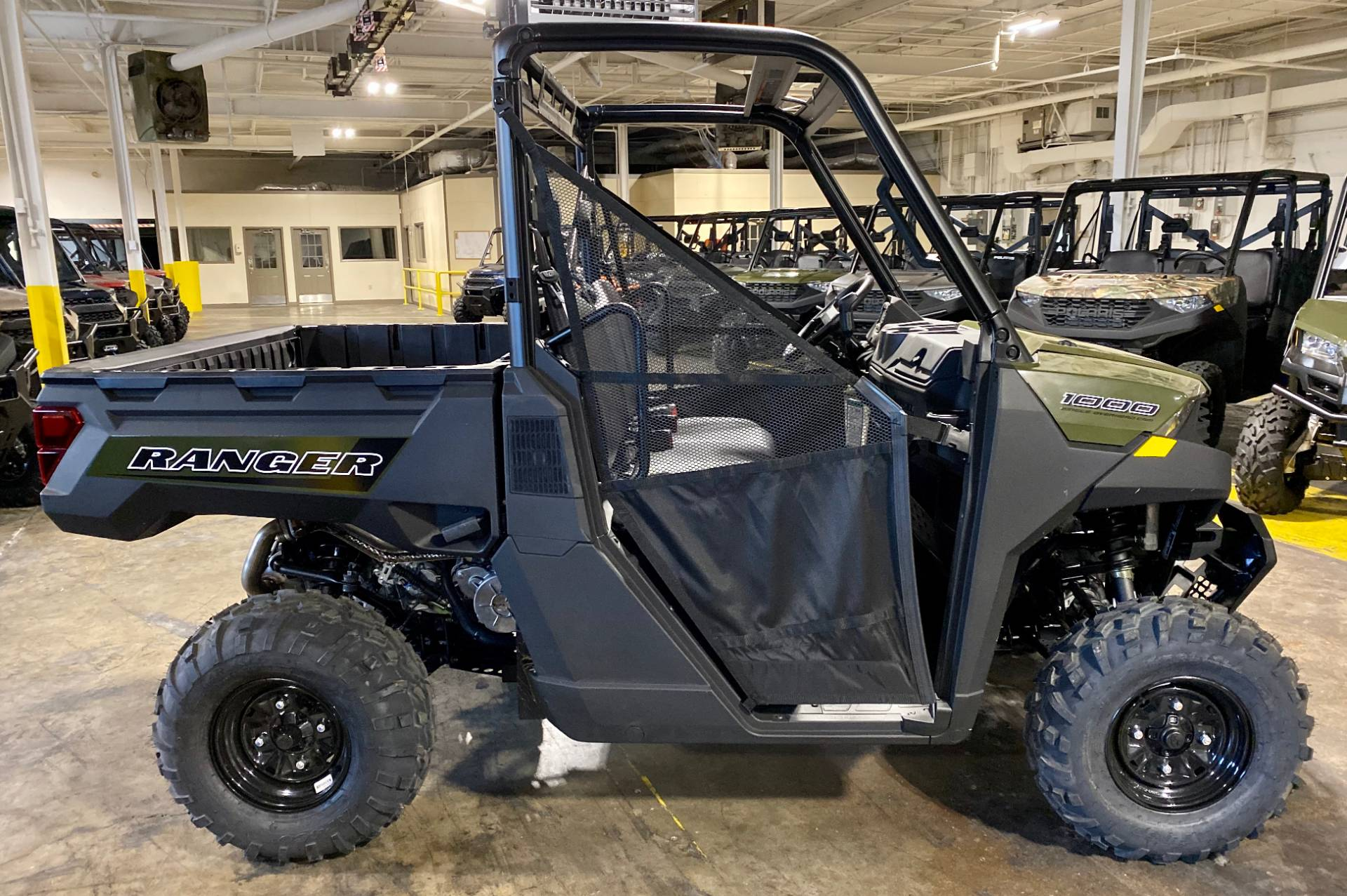 2020 Polaris Ranger 1000 EPS in Statesville, North Carolina - Photo 3