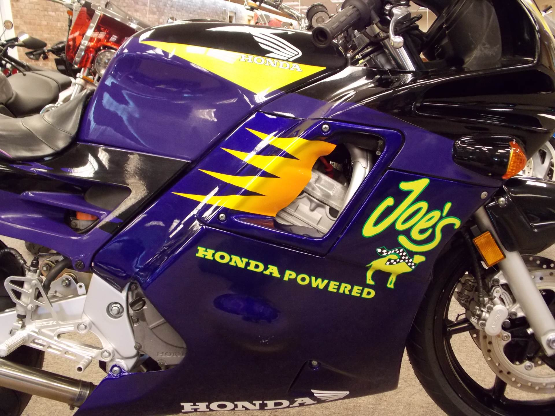 used 1994 honda cbr600f2 motorcycles in statesville, nc | stock