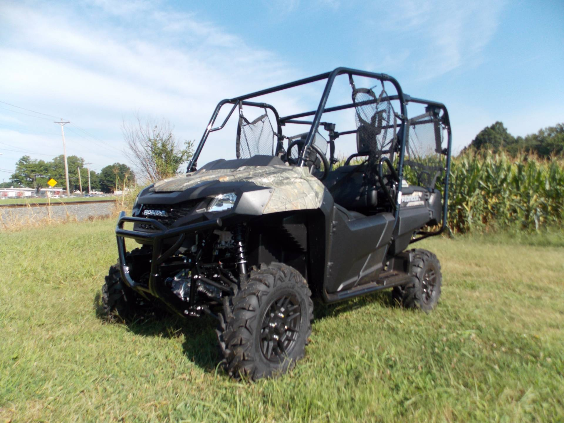 pioneer sxs review an news changes utility deluxe occurred new error vehicle of atv announcement honda just specs model utv side by