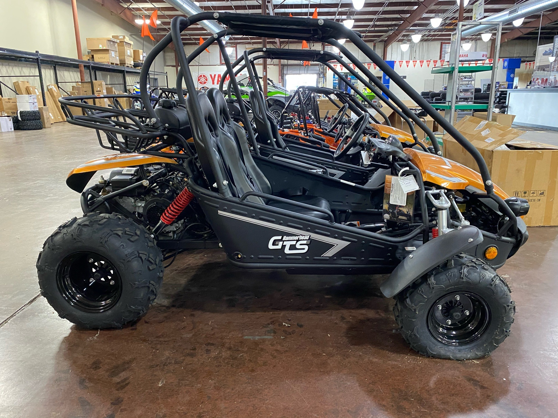 2020 Hammerhead Off-Road GTS 150 in Statesville, North Carolina