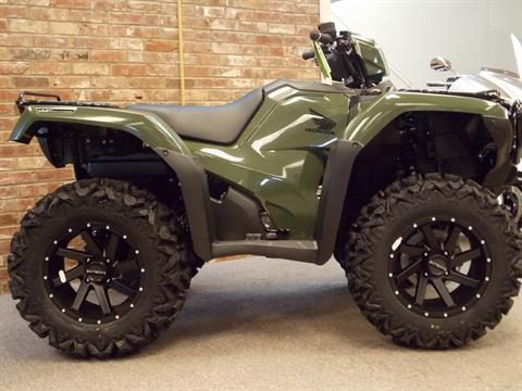 2017 Honda FourTrax Foreman Rubicon 4x4 DCT EPS in Statesville, North Carolina