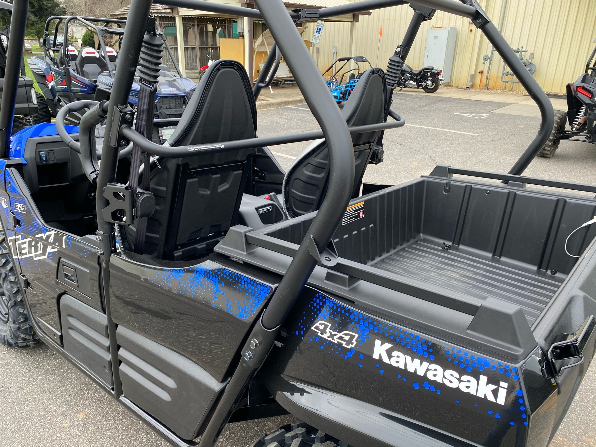 2021 Kawasaki Teryx in Statesville, North Carolina - Photo 5