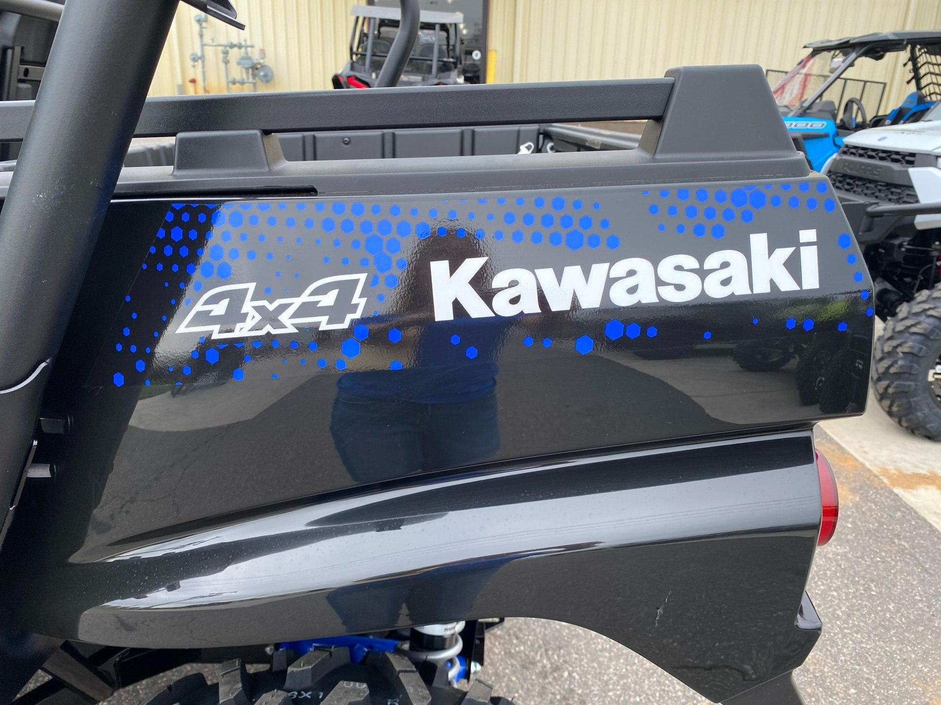 2021 Kawasaki Teryx in Statesville, North Carolina - Photo 7