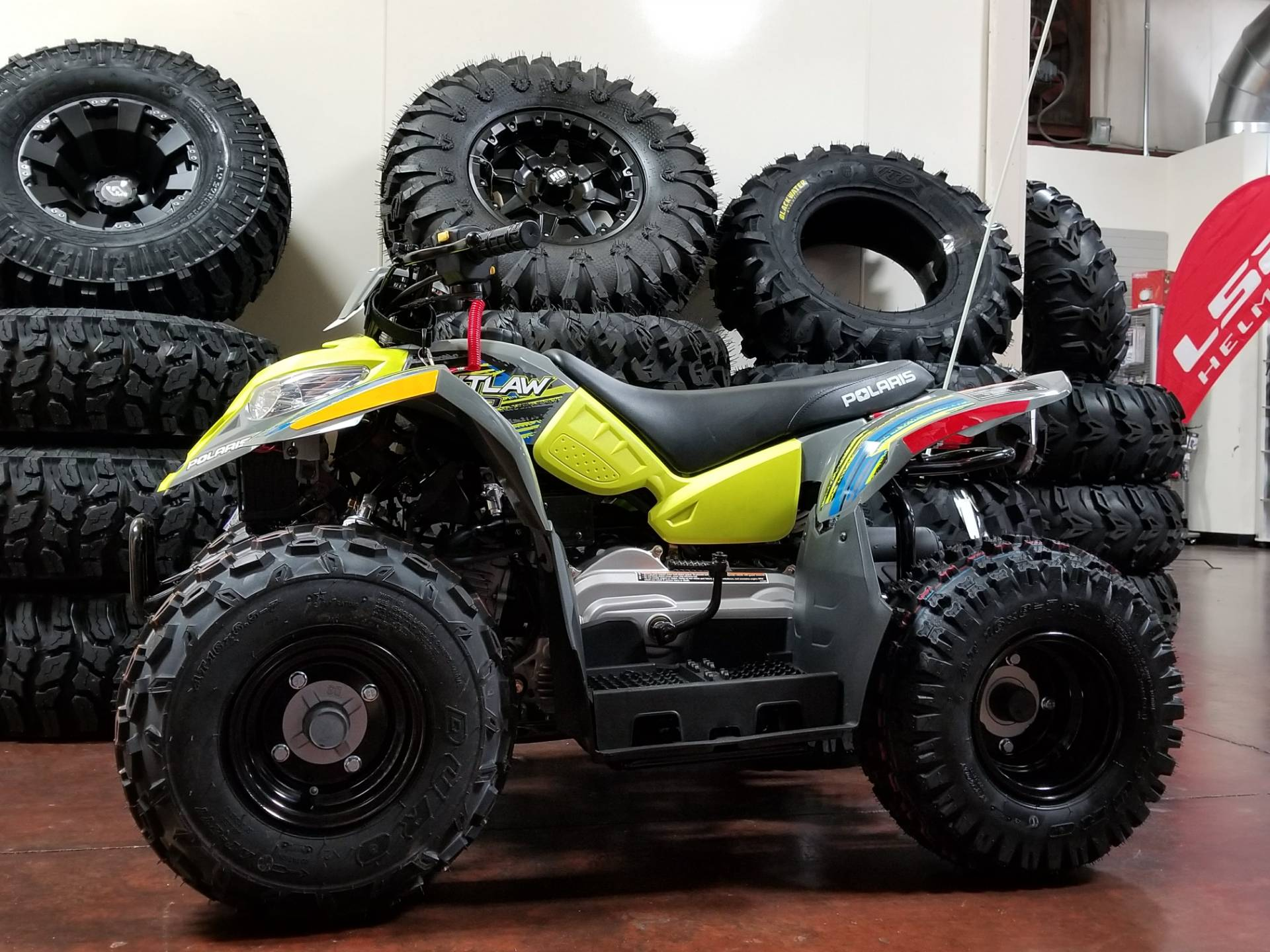 2019 Polaris Outlaw 50 in Statesville, North Carolina