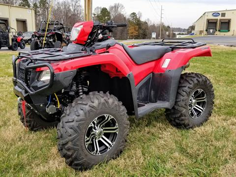 2016 Honda FourTrax Foreman Rubicon 4x4 Automatic DCT EPS in Statesville, North Carolina
