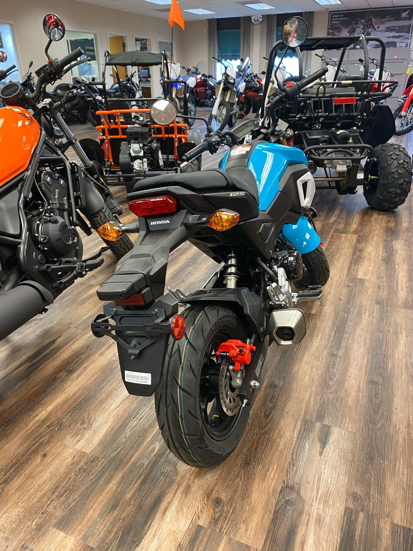2020 Honda Grom in Statesville, North Carolina - Photo 3