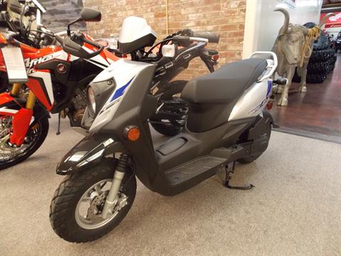 2017 Yamaha Zuma 50FX in Statesville, North Carolina