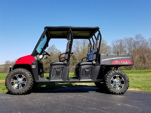 2011 Polaris Ranger® Crew® 500 in Statesville, North Carolina
