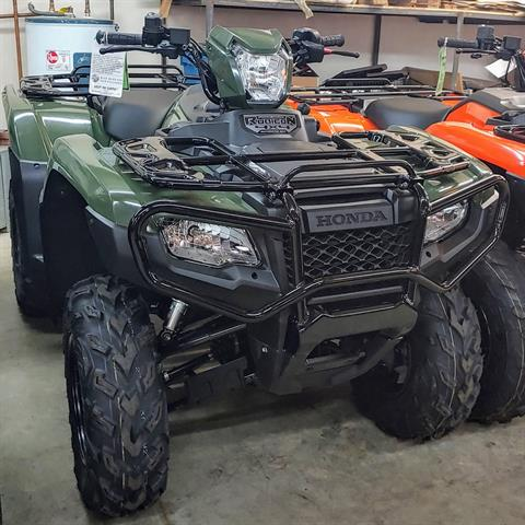 2018 Honda FourTrax Foreman Rubicon 4x4 Automatic DCT in Statesville, North Carolina - Photo 3