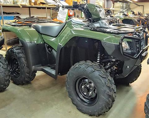 2018 Honda FourTrax Foreman Rubicon 4x4 Automatic DCT in Statesville, North Carolina - Photo 1