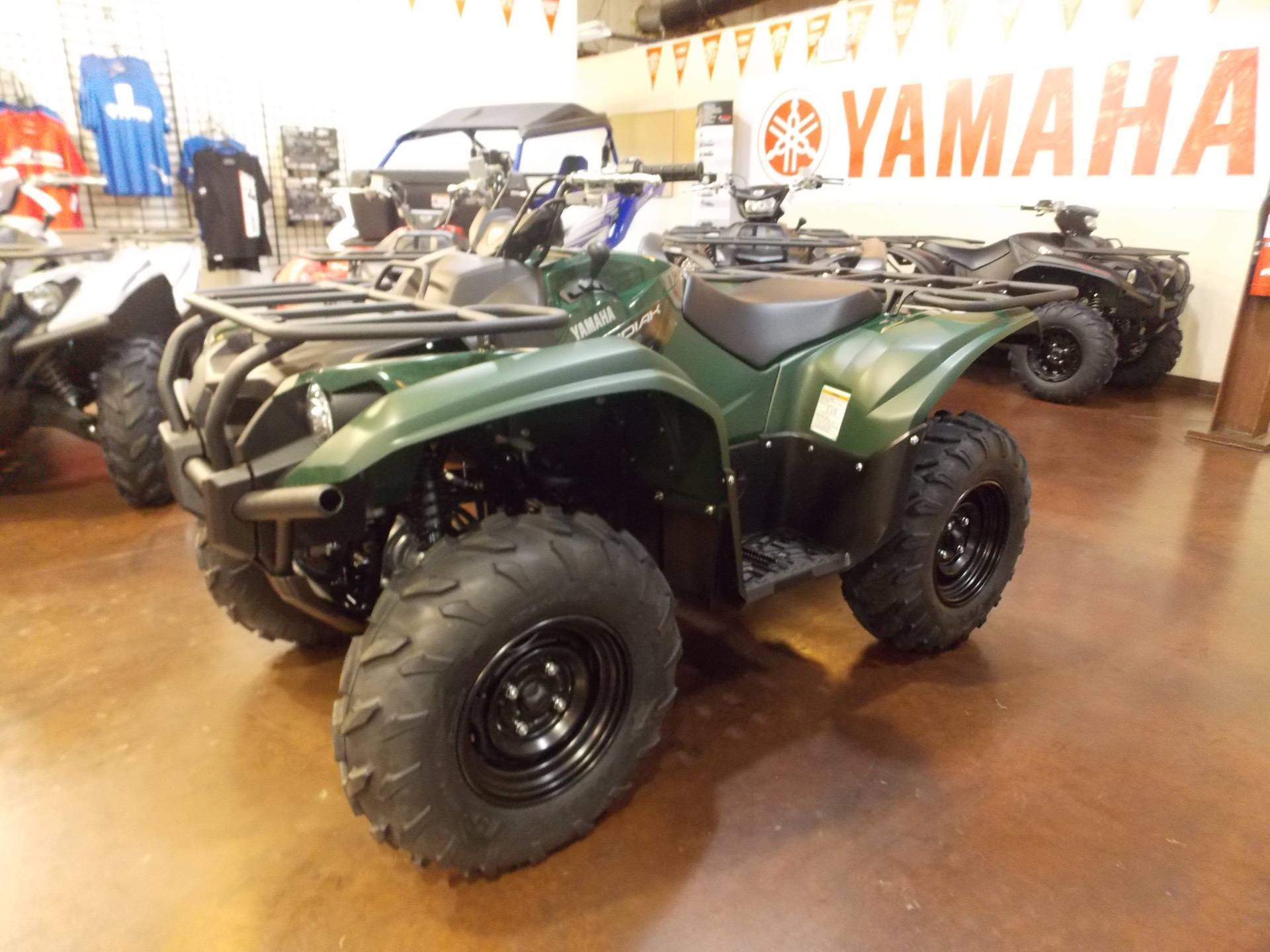New 2018 yamaha kodiak 700 atvs in statesville nc stock for Yamaha kodiak 700 review