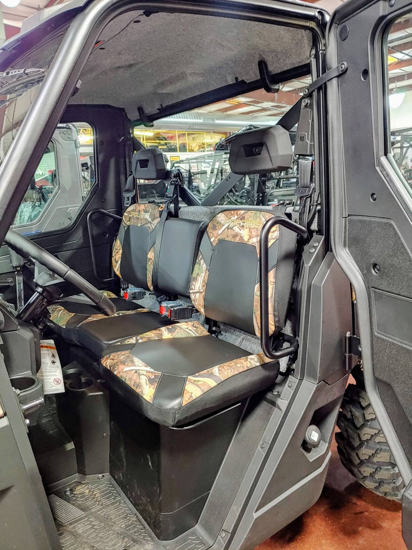 2019 Polaris Ranger XP 1000 EPS Northstar Edition Ride Command in Statesville, North Carolina - Photo 7