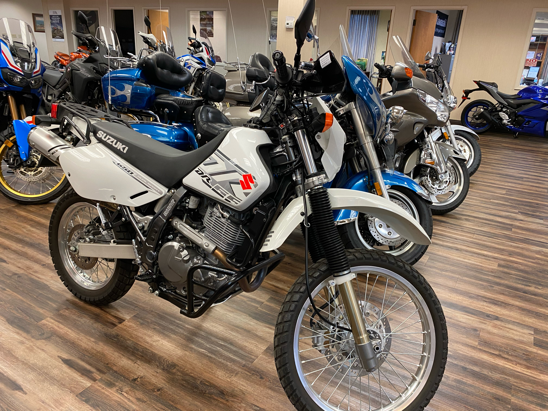 2018 Suzuki DR650S in Statesville, North Carolina - Photo 1