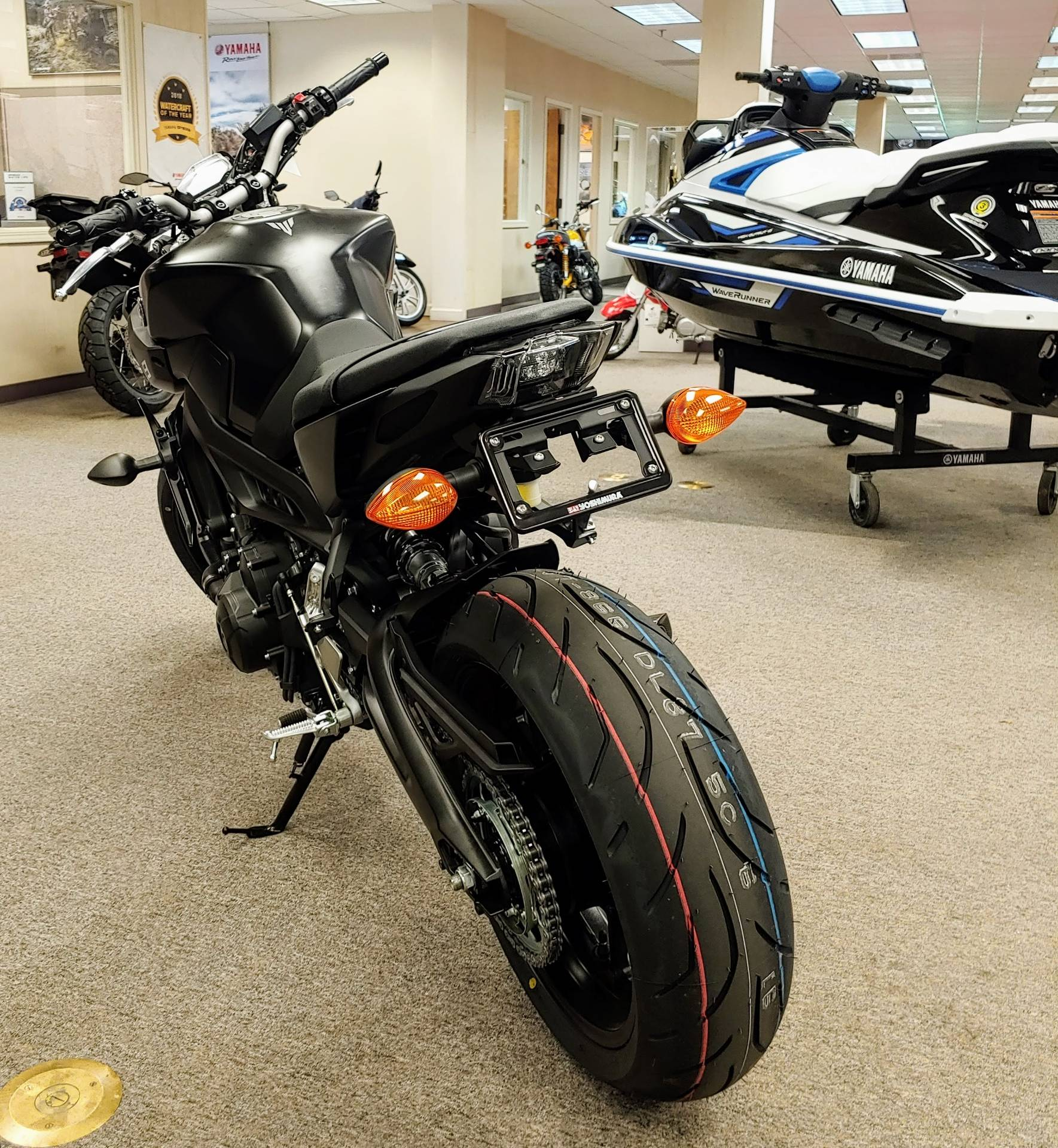 2019 Yamaha MT-09 in Statesville, North Carolina