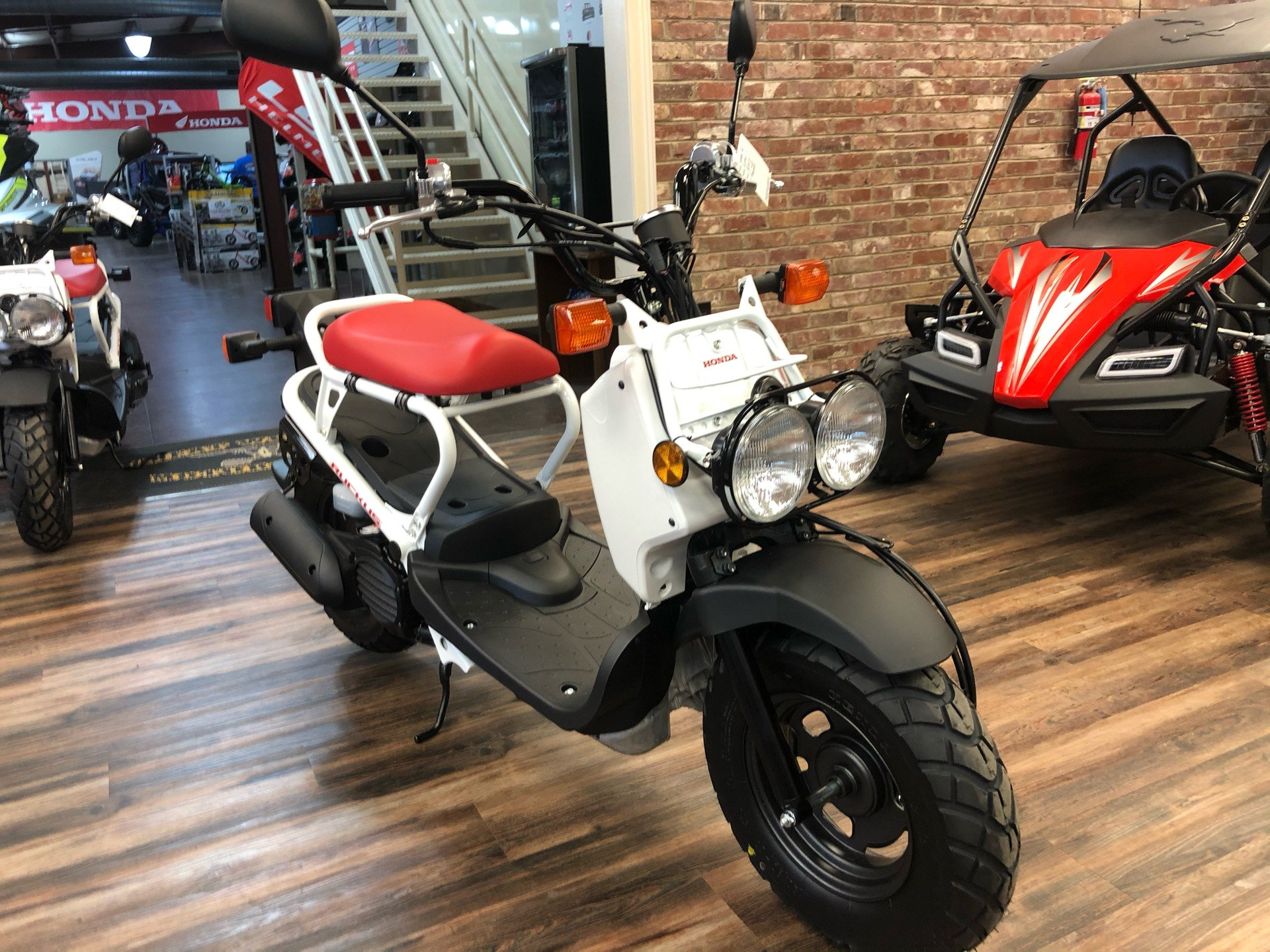 2020 Honda Ruckus in Statesville, North Carolina - Photo 2