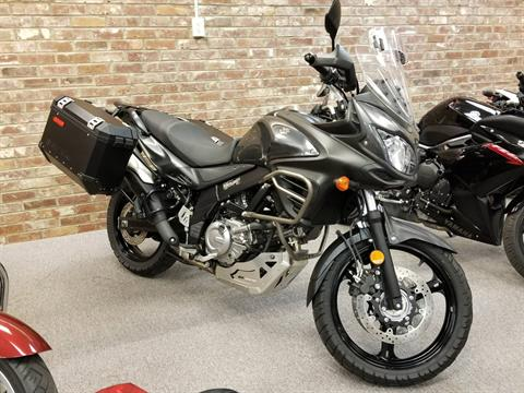2014 Suzuki V-Strom 650 ABS Adventure in Statesville, North Carolina