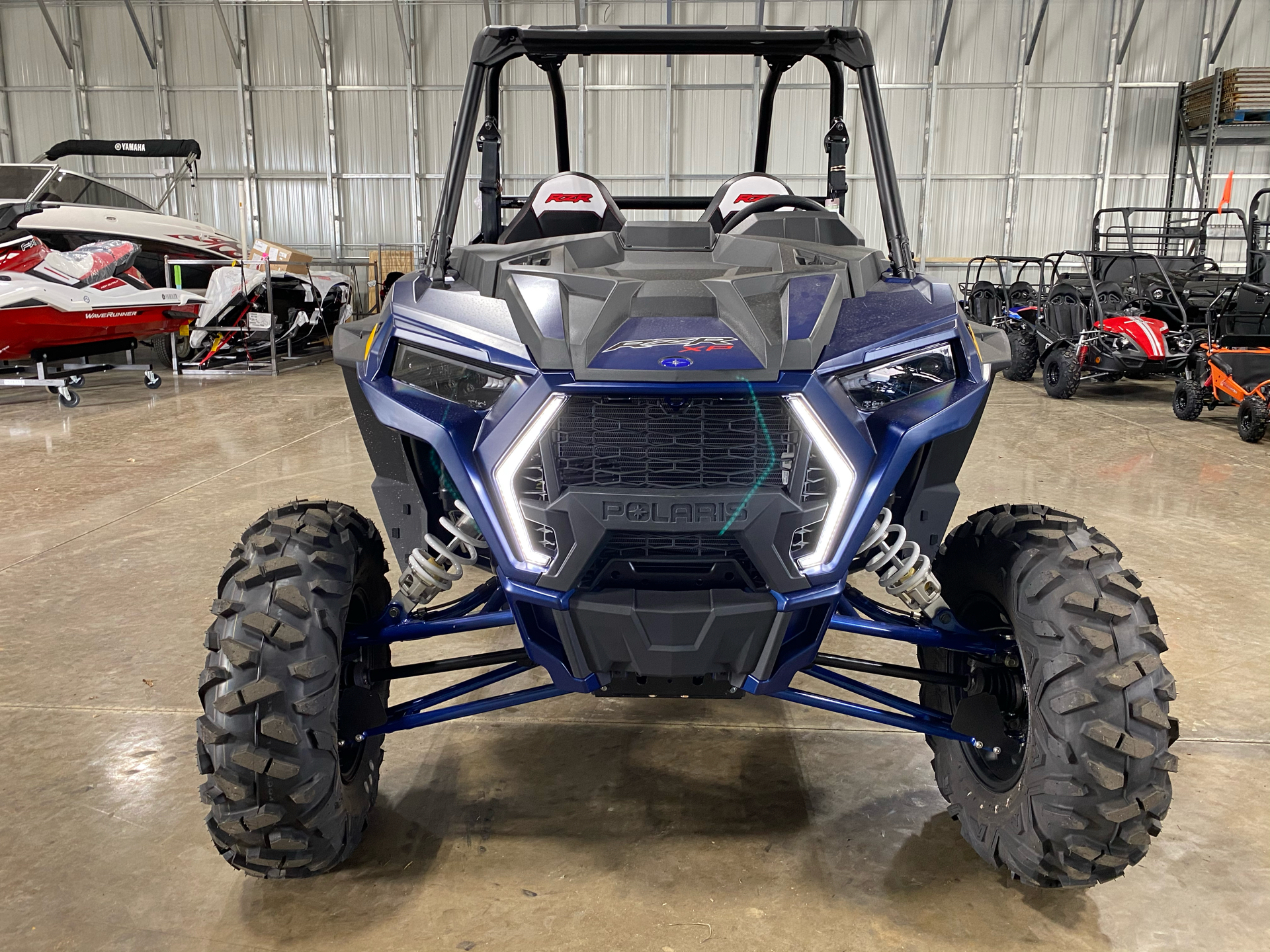 2021 Polaris RZR XP 1000 Premium in Statesville, North Carolina - Photo 2