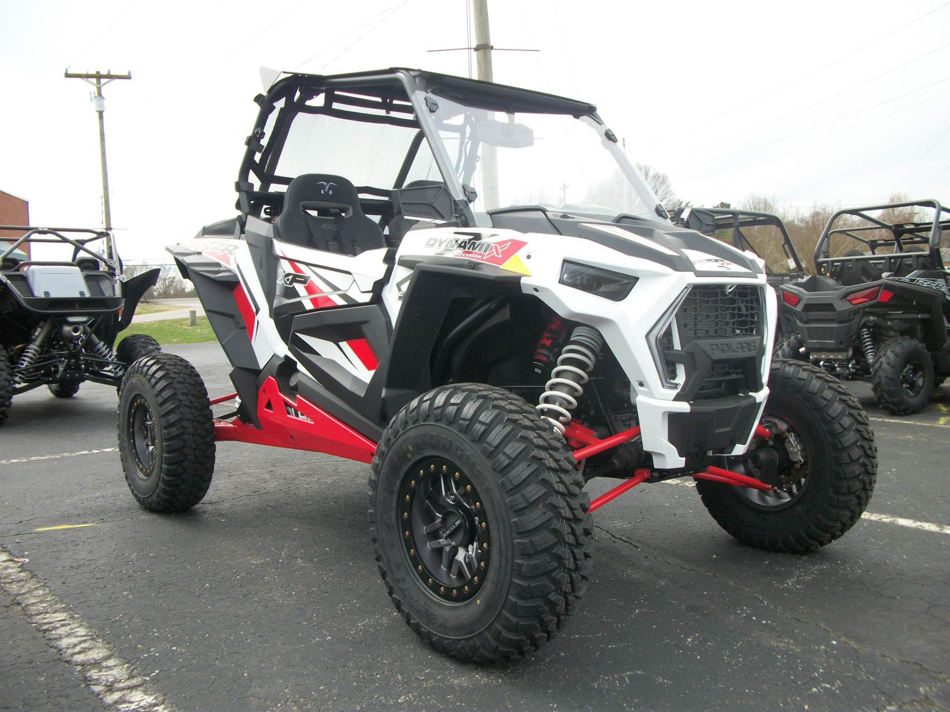 2019 Polaris RZR XP 1000 Dynamix in Statesville, North Carolina - Photo 1