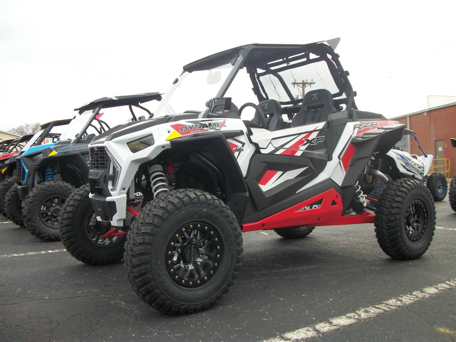 2019 Polaris RZR XP 1000 Dynamix in Statesville, North Carolina - Photo 3