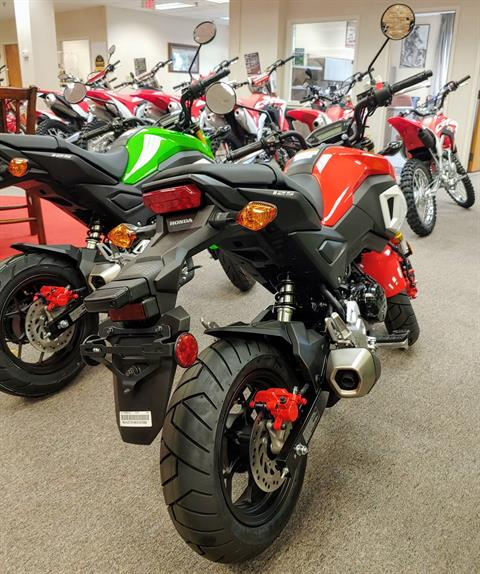 2019 Honda Grom in Statesville, North Carolina - Photo 5