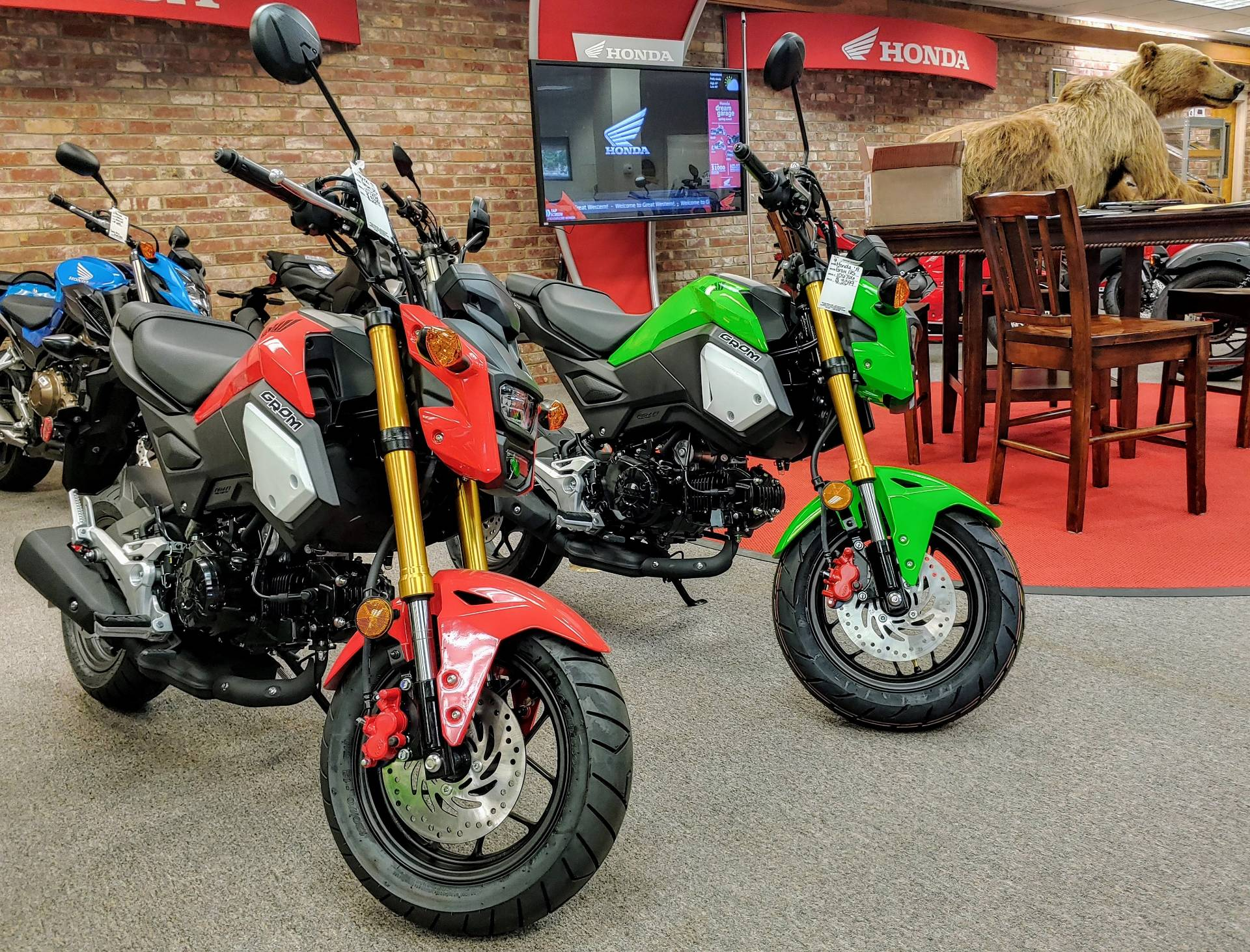 2019 Honda Grom in Statesville, North Carolina - Photo 3