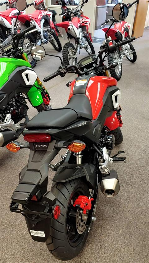 2019 Honda Grom in Statesville, North Carolina - Photo 7