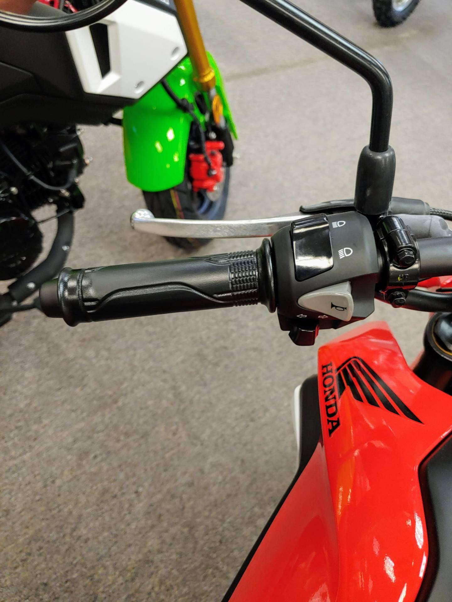 2019 Honda Grom in Statesville, North Carolina - Photo 8