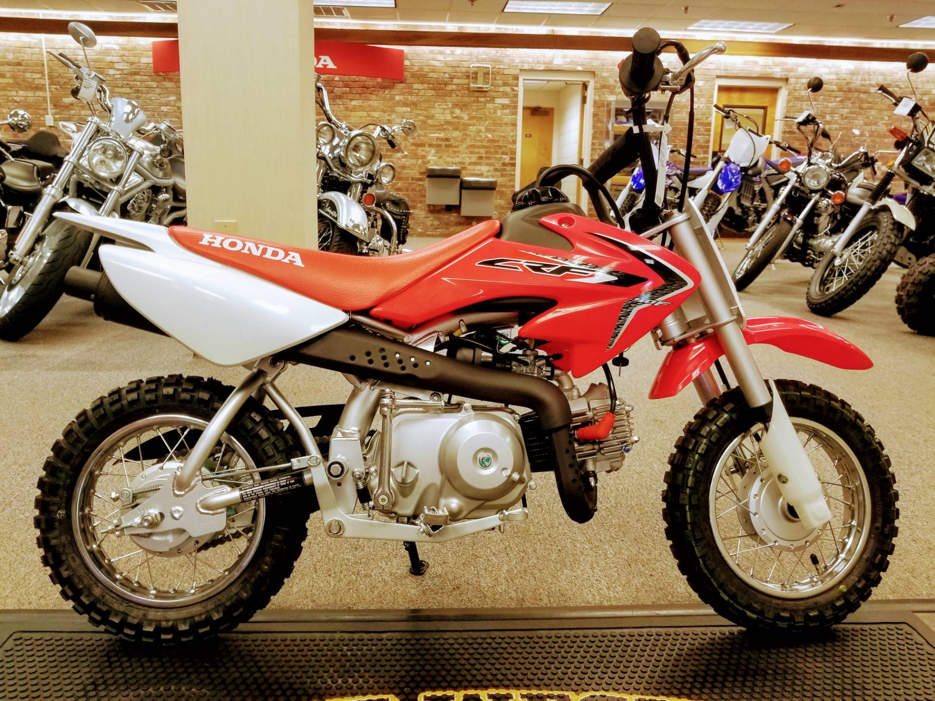 2019 Honda CRF50F in Statesville, North Carolina