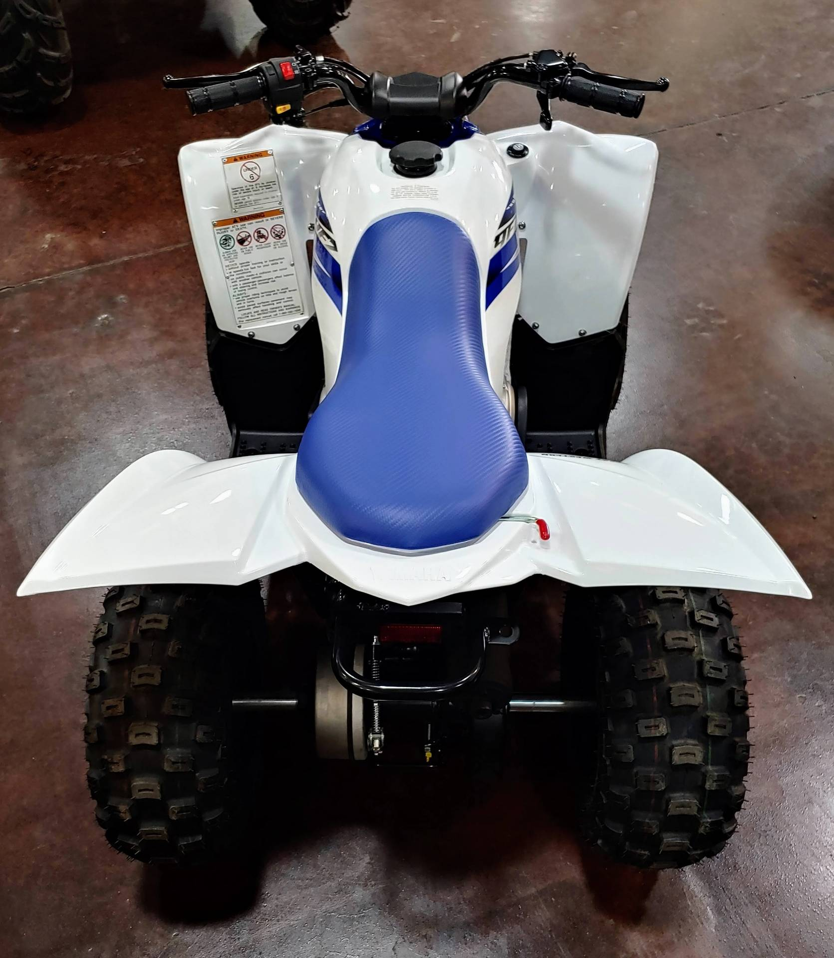 2018 Yamaha YFZ50 in Statesville, North Carolina - Photo 5