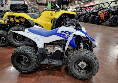2018 Yamaha YFZ50 in Statesville, North Carolina - Photo 2