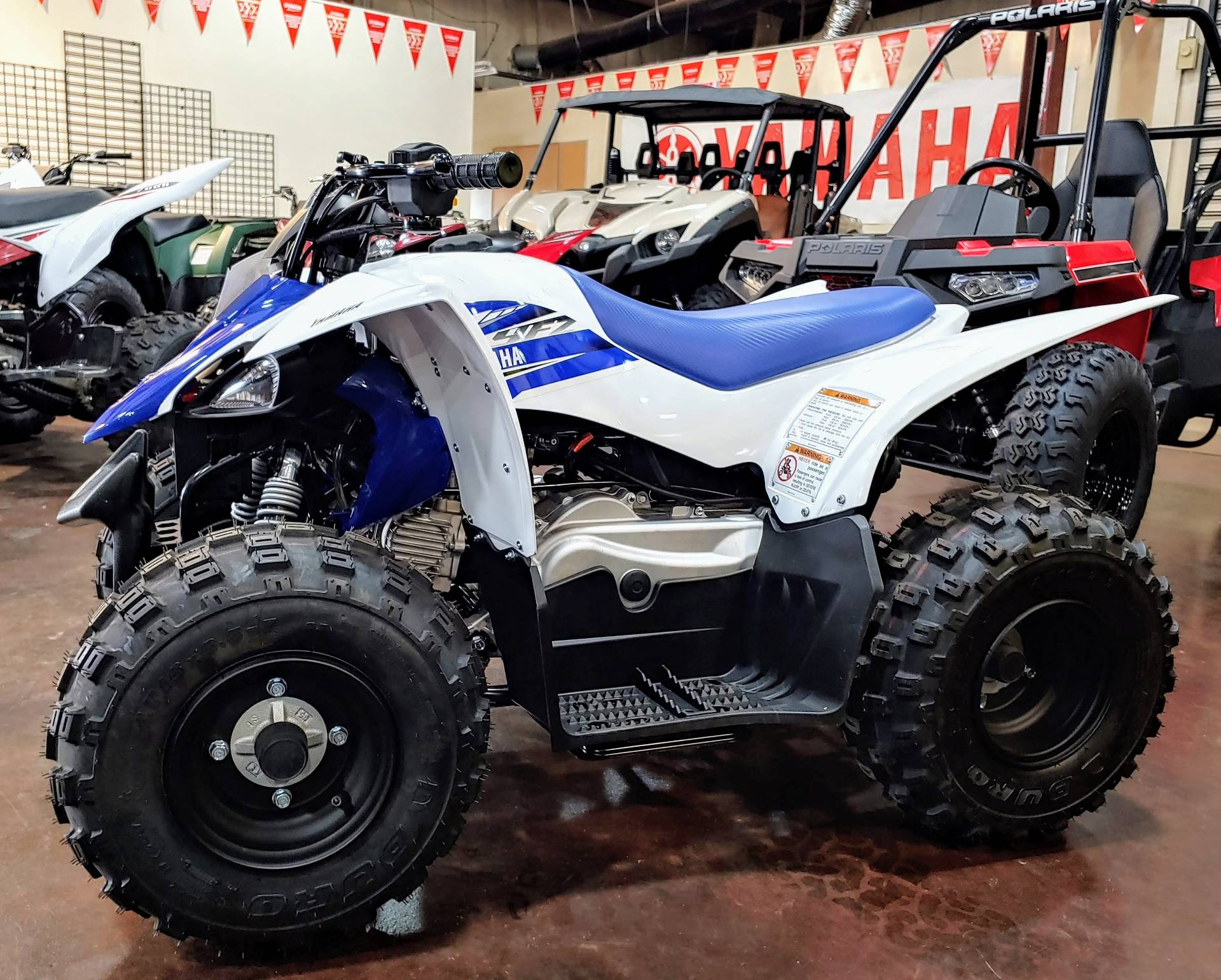2018 Yamaha YFZ50 in Statesville, North Carolina - Photo 1