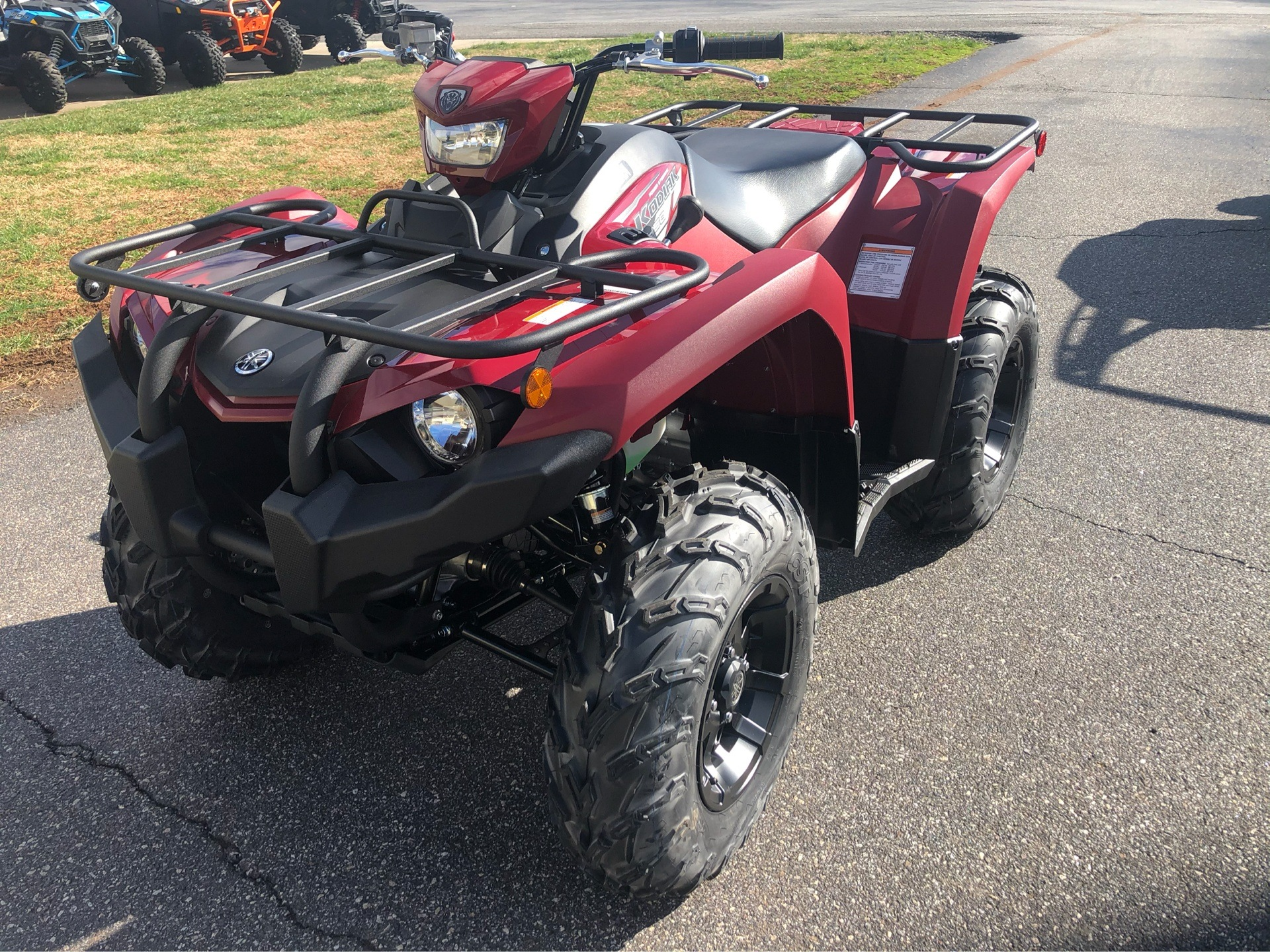 2020 Yamaha Kodiak 450 EPS in Statesville, North Carolina - Photo 1