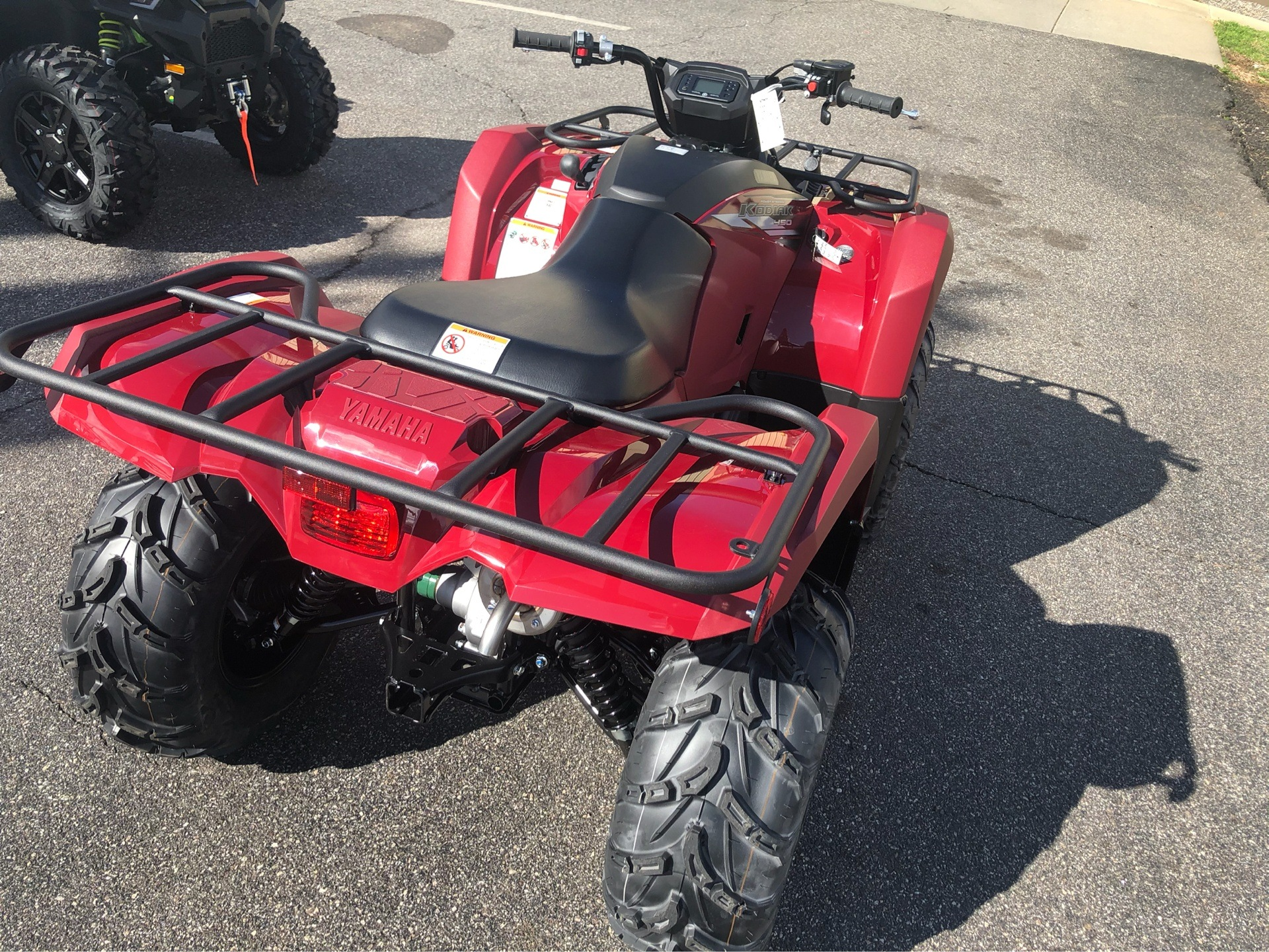 2020 Yamaha Kodiak 450 EPS in Statesville, North Carolina - Photo 4