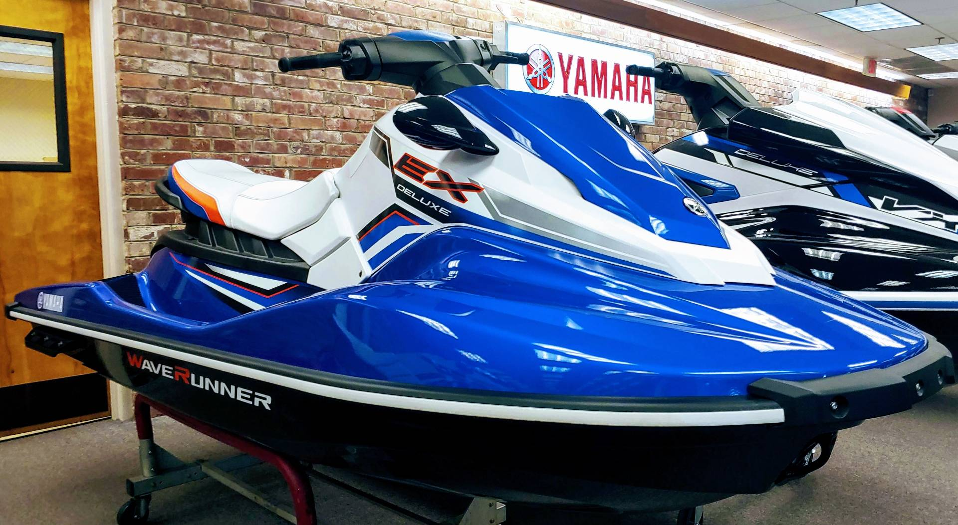 2019 Yamaha EX Deluxe in Statesville, North Carolina