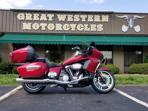 2018 Yamaha Star Venture with Transcontinental Option Package in Statesville, North Carolina - Photo 1