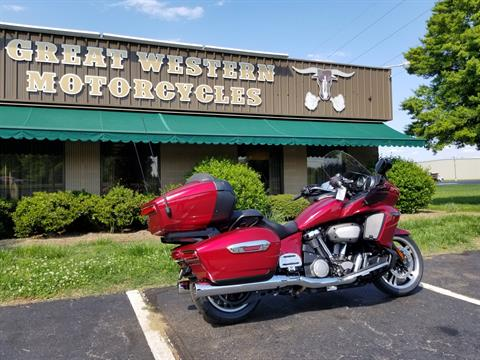 2018 Yamaha Star Venture with Transcontinental Option Package in Statesville, North Carolina - Photo 3