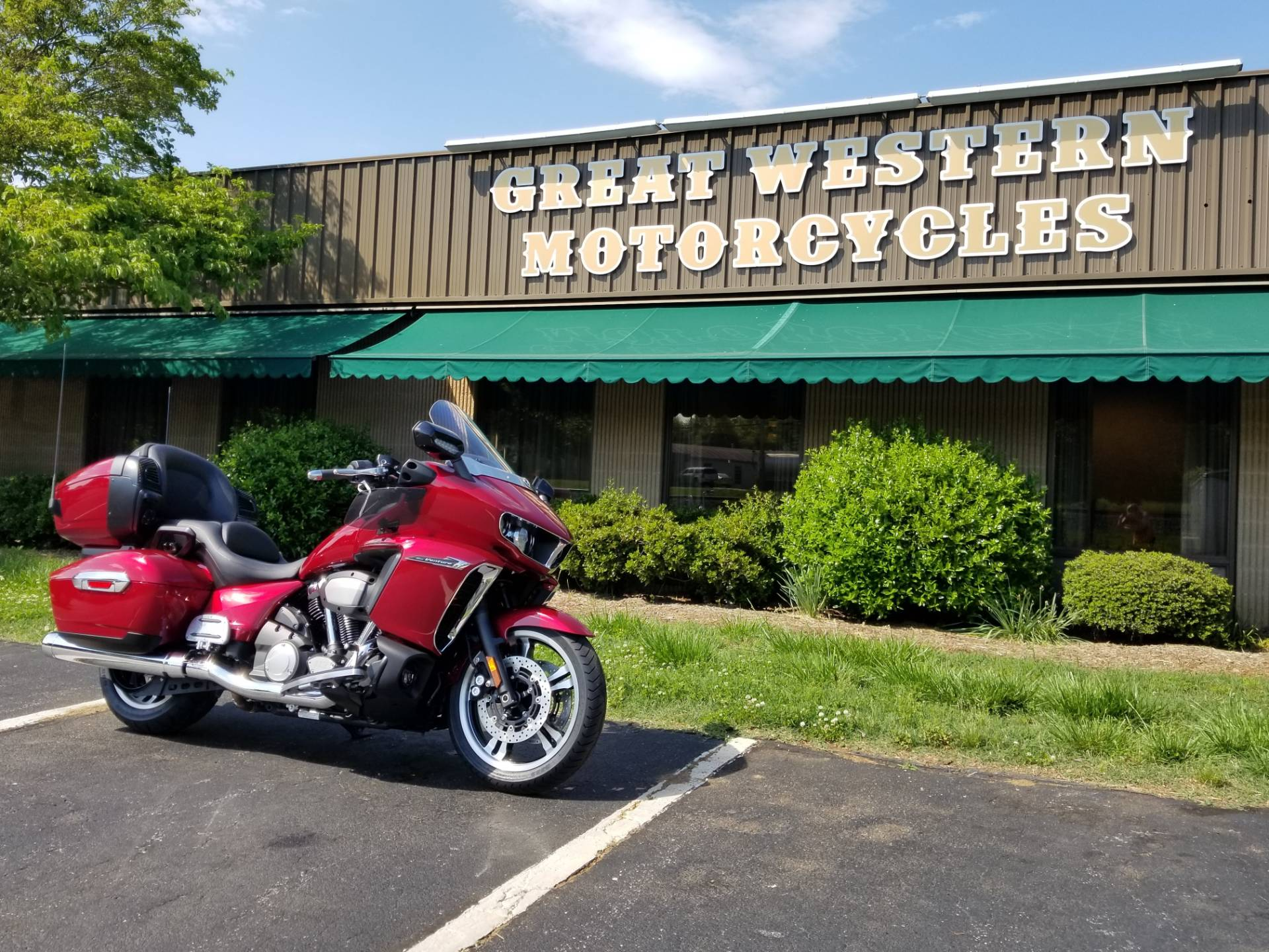 2018 Yamaha Star Venture with Transcontinental Option Package in Statesville, North Carolina - Photo 4
