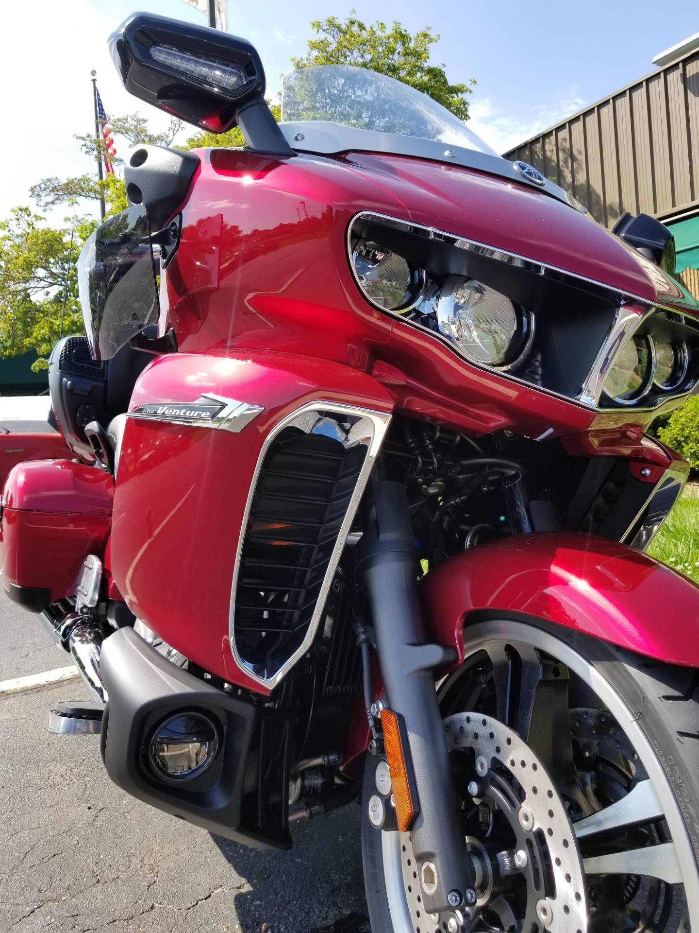 2018 Yamaha Star Venture with Transcontinental Option Package in Statesville, North Carolina - Photo 18