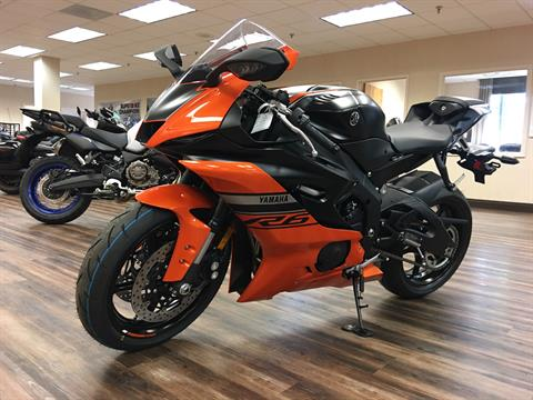 2020 Yamaha YZF-R6 in Statesville, North Carolina - Photo 1