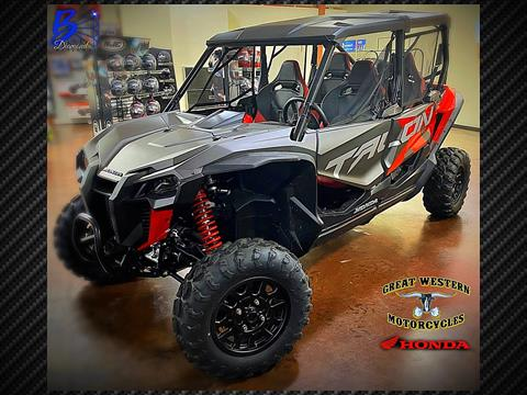 2020 Honda Talon 1000X-4 in Statesville, North Carolina - Photo 1