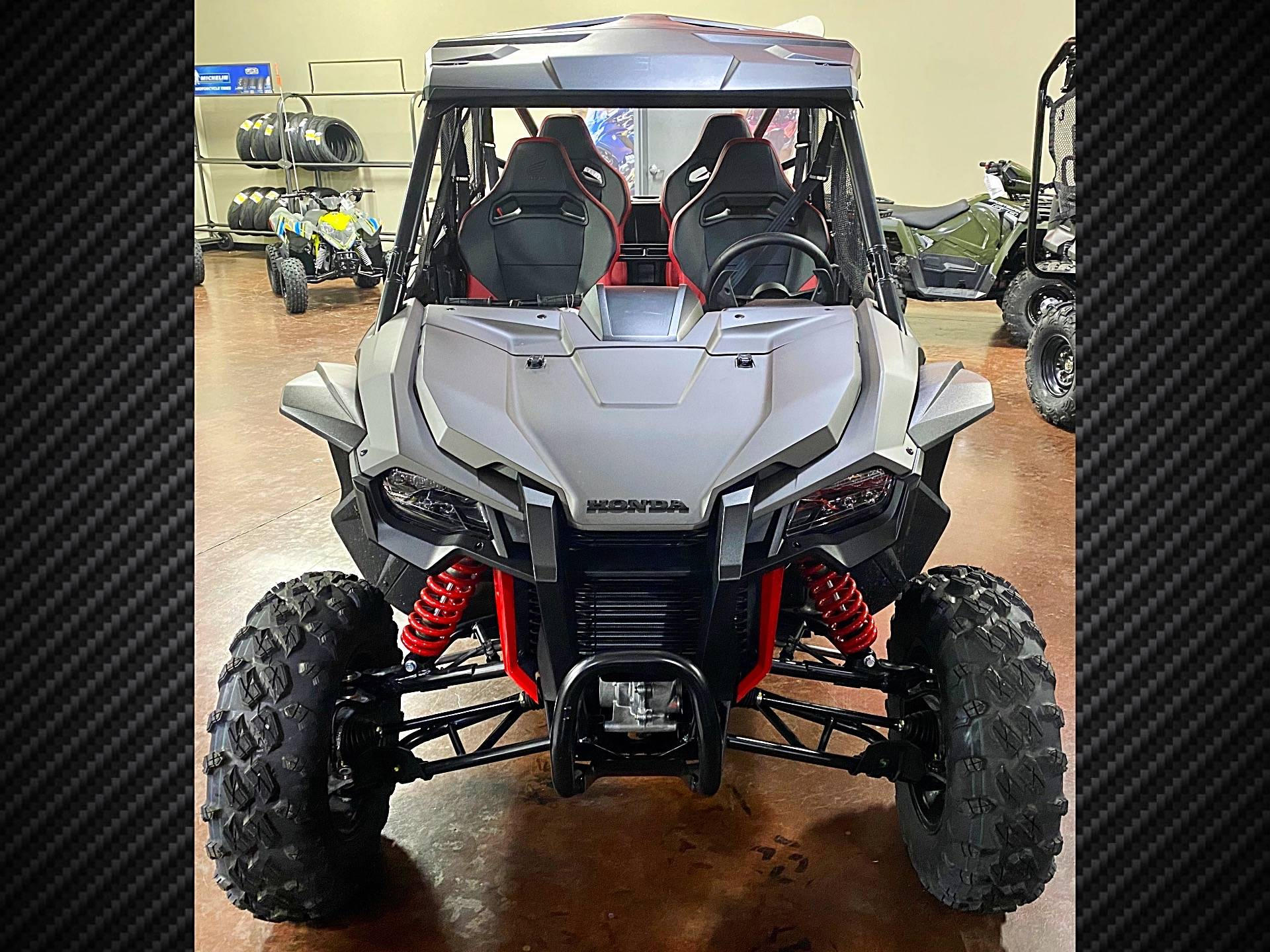 2020 Honda Talon 1000X-4 in Statesville, North Carolina - Photo 2