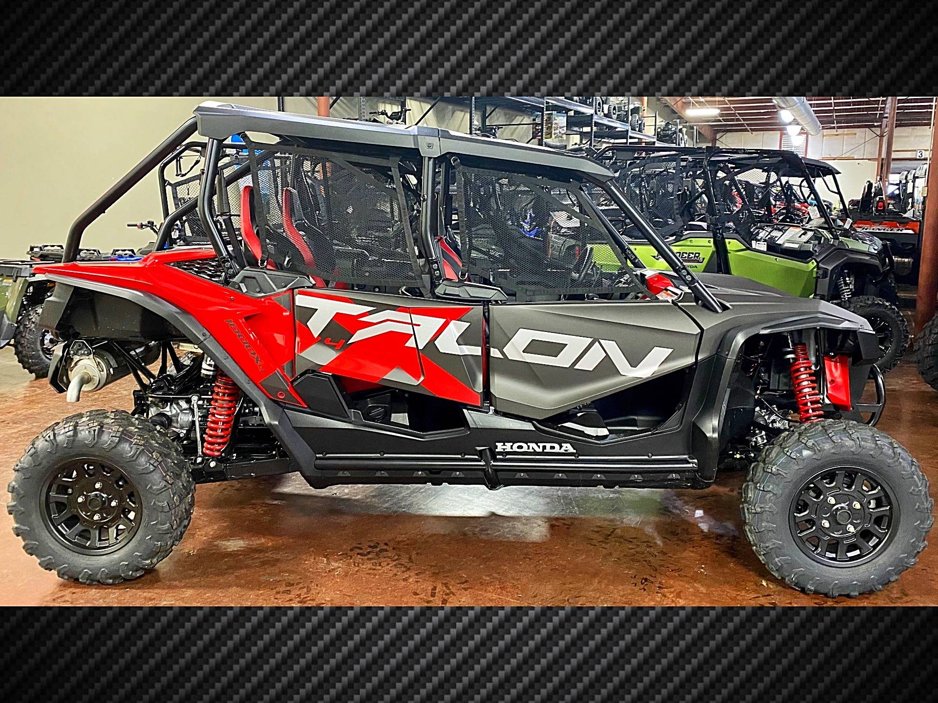 2020 Honda Talon 1000X-4 in Statesville, North Carolina - Photo 3