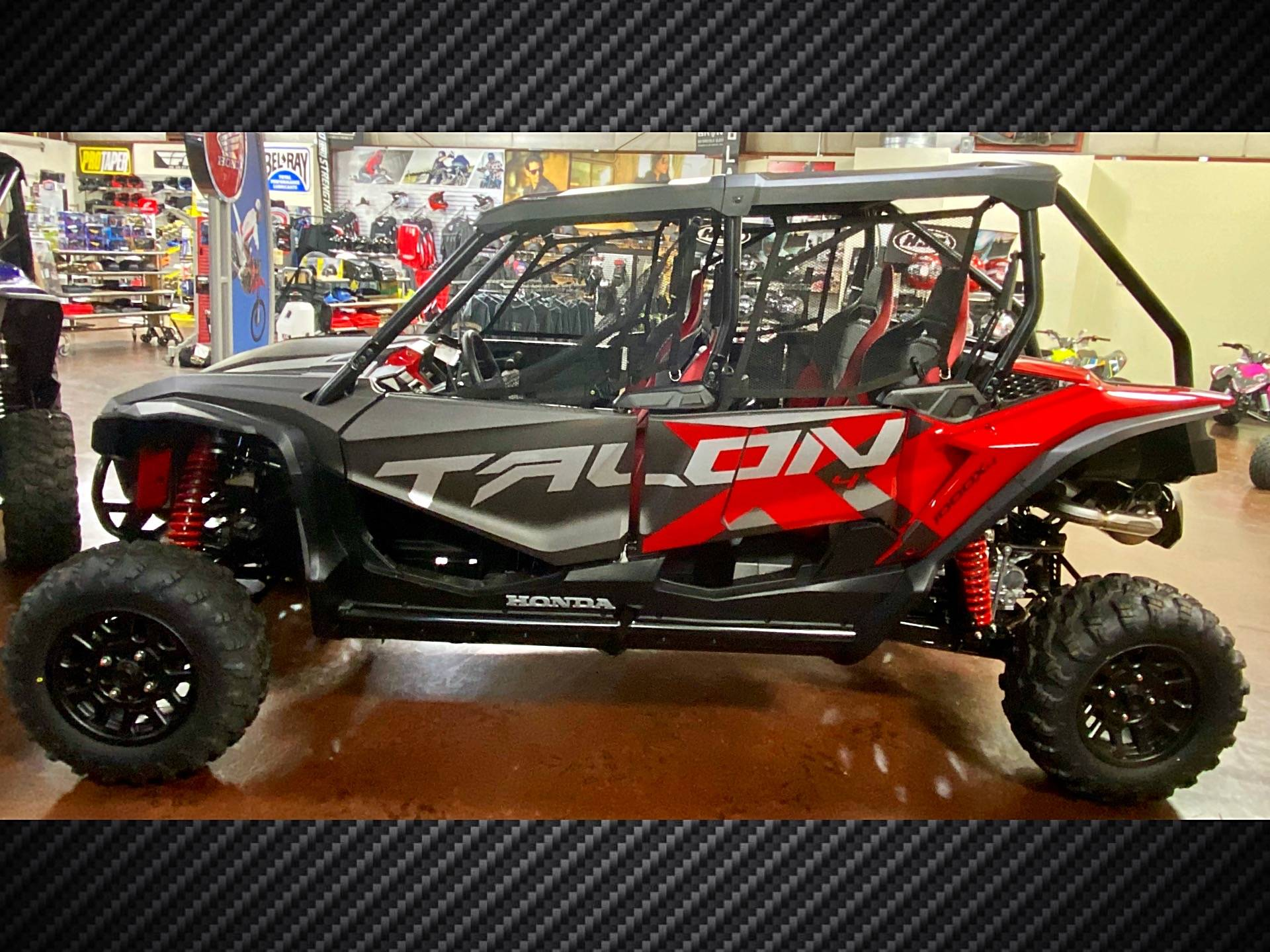 2020 Honda Talon 1000X-4 in Statesville, North Carolina - Photo 4