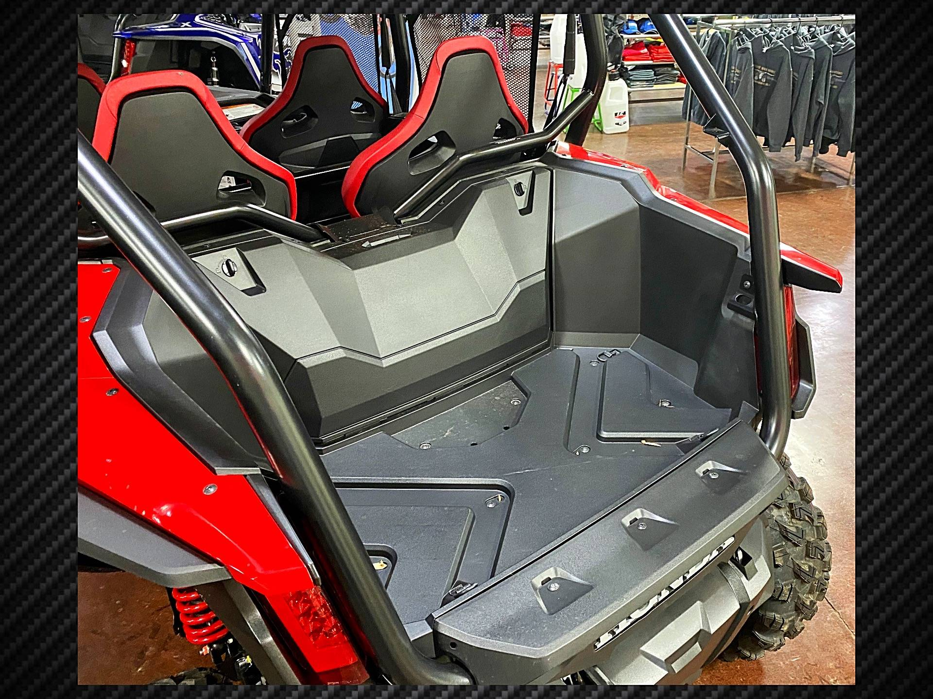2020 Honda Talon 1000X-4 in Statesville, North Carolina - Photo 6